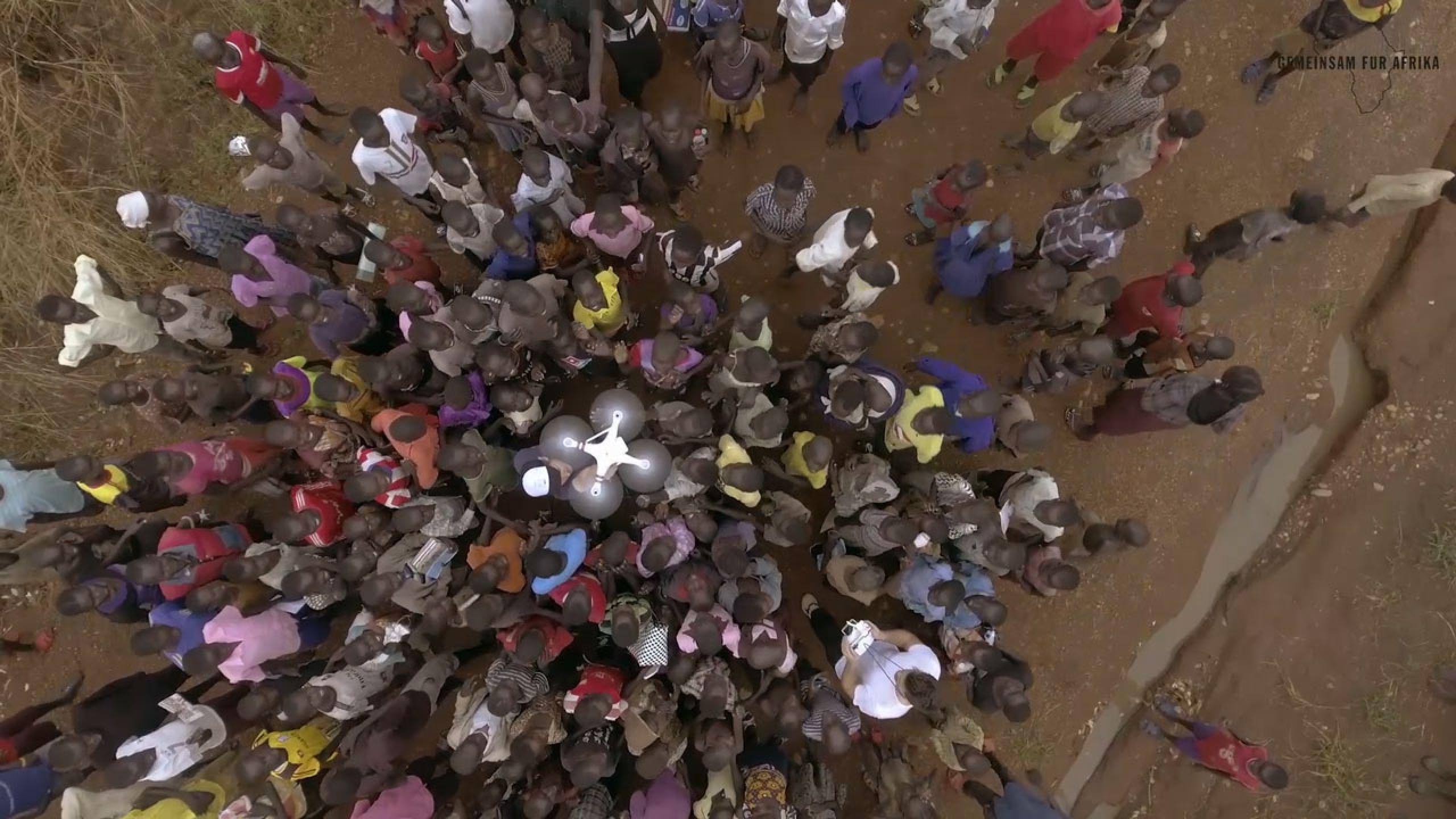 Gemeinsam für Afrika - Reise nach Uganda mit Youtubern